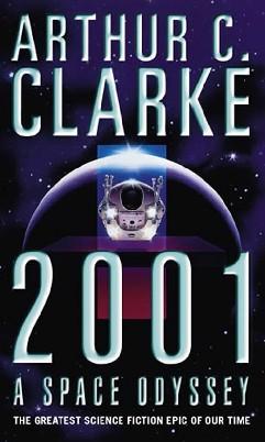 2001: Uma Odisséia no Espaço - Arthur C. Clarke