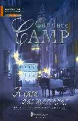 A Casa Das Máscaras - Candace Camp