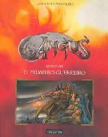 Angus: O Primeiro Guerreiro - Orlando Paes Filho