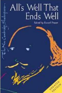 Tudo Bem Quando Termina Bem - William Shakespeare