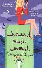 Vampira e Solteira (Undead and Unwed) - MaryJanice Davidson