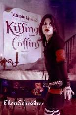 Vampire Kisses: Beijando Caixões (Kissing Coffins) - Ellen Schreiber