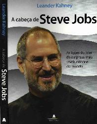 A Cabeça de Steve Job