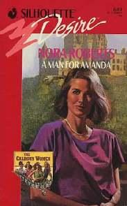 Um Homem Para Amanda (A Man for Amanda) - Nora Roberts