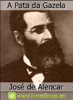 A Pata da Gazela - José de Alencar