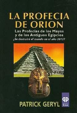 A Profecia de Orion - Patrick Geryl