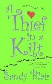 Ladrão de Corações (A Thief in a Kilt) - Sandy Blair