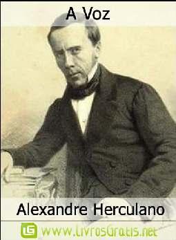 A Voz - Alexandre Herculano