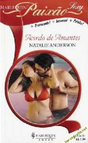 Acordo de Amantes - Natalie Anderson