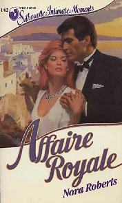 A Princesa e o Plebeu (Affaire Royale) - Nora Roberts