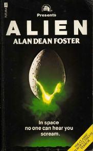 Alien, o Oitavo Passageiro (Alien) - Alan Dean Foster