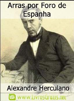 Arras por Foro de Espanha - Alexandre Herculano