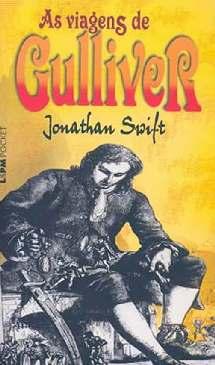 As Viagens de Gulliver - Jonathan Swift