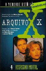Arquivo X  - Assassino Imortal v.04 - Les Martin