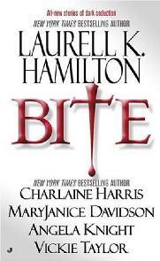 Uma Palavra como Resposta (Bite) - Charlaine Harris