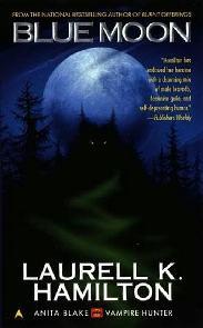Lua Azul (Blue Moon) - Laurell K. Hamilton