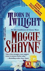 Nascida ao Anoitecer (Born in Twilight) - Maggie Shayne