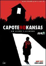 Capote no Kansas - Um livro Ilustrado - Ande Parks e Chris Samnee