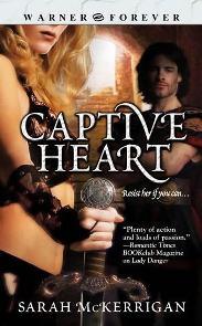 A Donzela Feroz (Captive Heart) - Sarah Mckerrigan