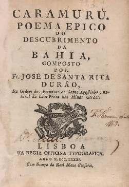 Caramuru - Santa Rita Durão