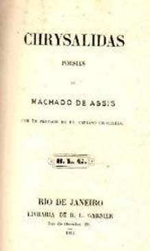 Crisálidas - Machado de Assis