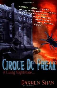 Circo dos Horrores (Cirque Du Freak) - Darren Shan