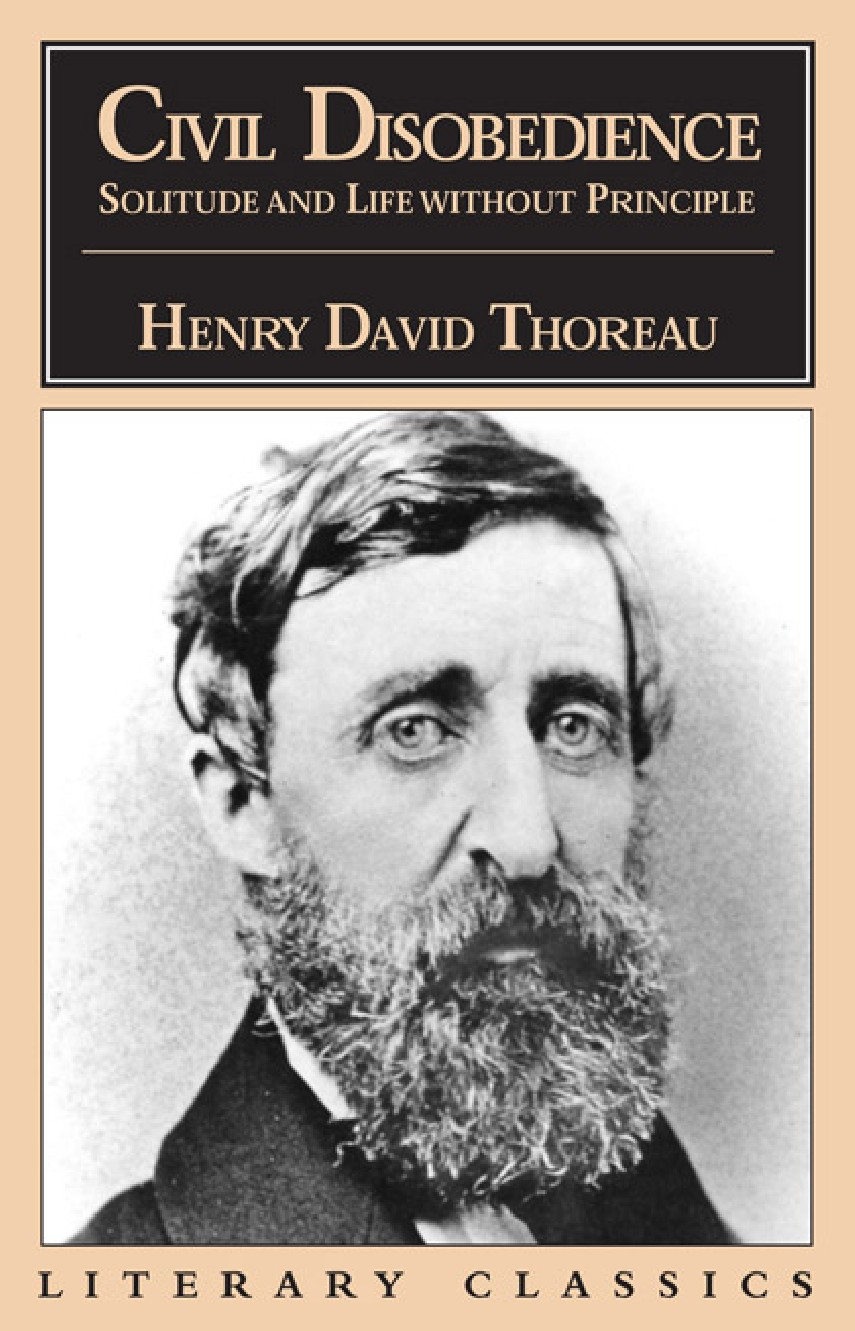 an introduction to the life and work by henry david thoreau The journal of henry david thoreau is indeed an infinitely rewarding read complement it with thoreau on the spirit of sauntering , the greatest gift of growing old and a charming children's book about his philosophy.