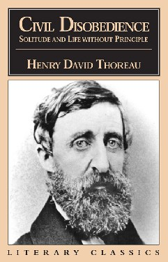 A Desobediência Civil - Henry David Thoreau