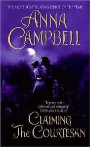 Reclamando a Cortesã (Claiming the Courtesan) - Anna Campbell