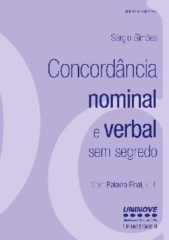 Concordância nominal e verbal sem segredos - Sérgio Simões