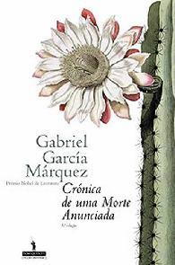 Crónica de Uma Morte Anunciada - Gabriel García Márquez
