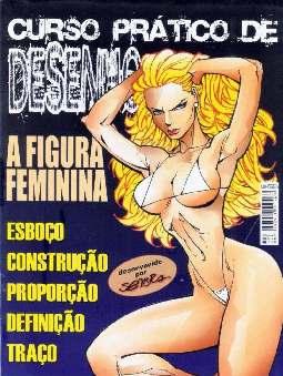 Curso Prático de Desenho - A Figura Feminina - Sebastião Seabra