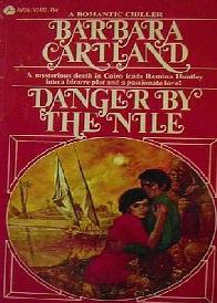 Perigo no Nilo (Danger by the Nile) - Barbara Cartland