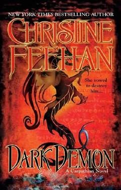 Demônio Sombrio - Christine Feehan