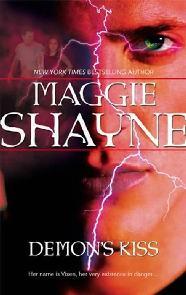 O Beijo da Noite (Demons Kiss) - Maggie Shayne