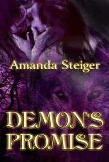 Promessa do Demônio - Amanda Steiger