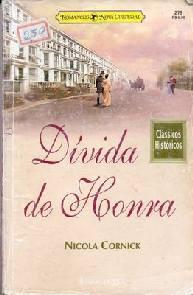 Divida de Honra - Nicola Cornick