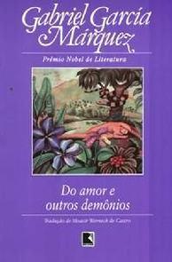 Do Amor e Outros Demônios - Gabriel García Márquez