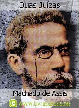 Duas Juízas - Machado de Assis