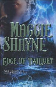 Na Extremidade do Anoitecer (Edge of Twilight) - Maggie Shayne