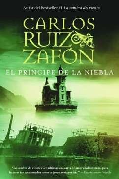 O Príncipe da Névoa - Carlos Ruiz Zafon