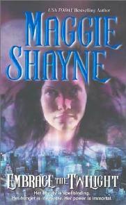 O Abraço do Crepúsculo (Embrace the Twilight) - Maggie Shayne