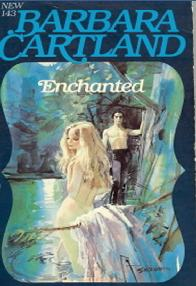 A Ninfa do Lago Mágico (Enchanted) - Barbara Cartland