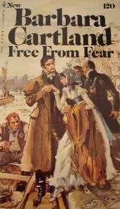 Livre do Medo (Free from Fear) - Barbara Cartland