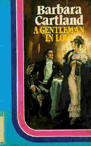 A Dama da Noite (Gentleman in Love) - Barbara Cartland