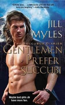 O Diário de uma Succubus - Jill Myles