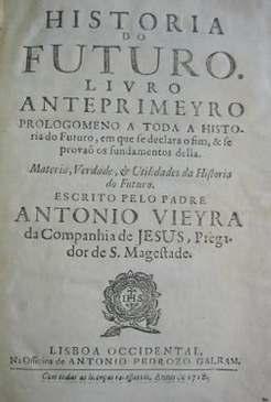 História do Futuro - Padre António Vieira