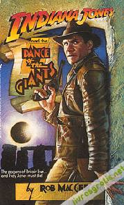 Indiana Jones e a Dança dos Gigantes - Rob McGregor