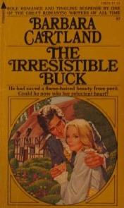 Tentação irresistível (Irresistible Buck) - Barbara Cartland