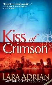 O Beijo Carmesim (Kiss of Crimson) - Lara Adrian